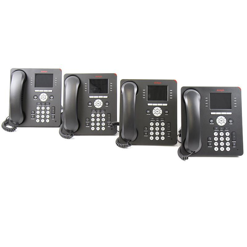 Avaya 9611G Global IP Phone - 4 Pack (700510904)
