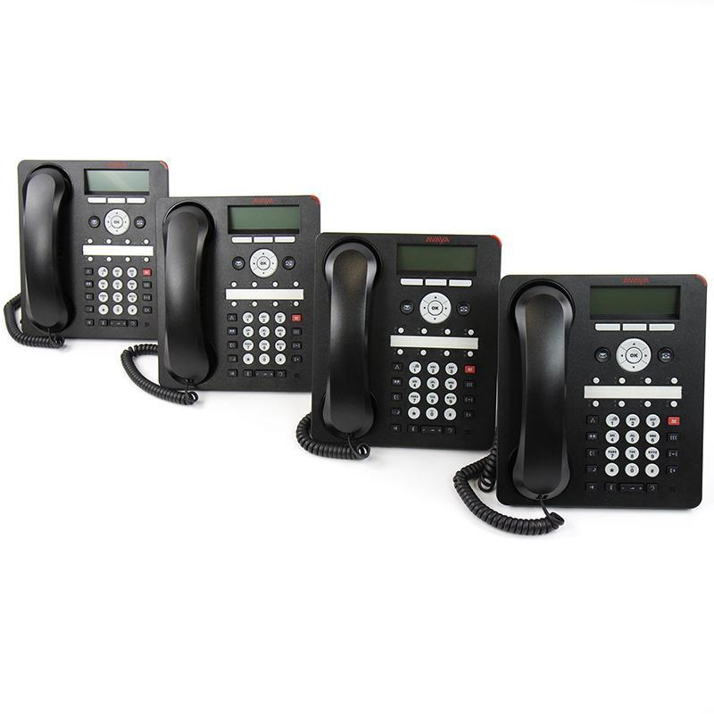 Avaya 1608-I IP Desk Phone - 4 Pack (700510907)