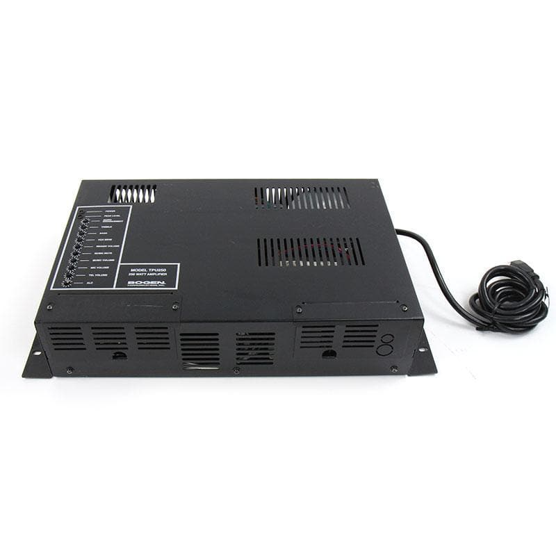 Bogen Communications TPU250 Telephone Paging Amplifier (250W)