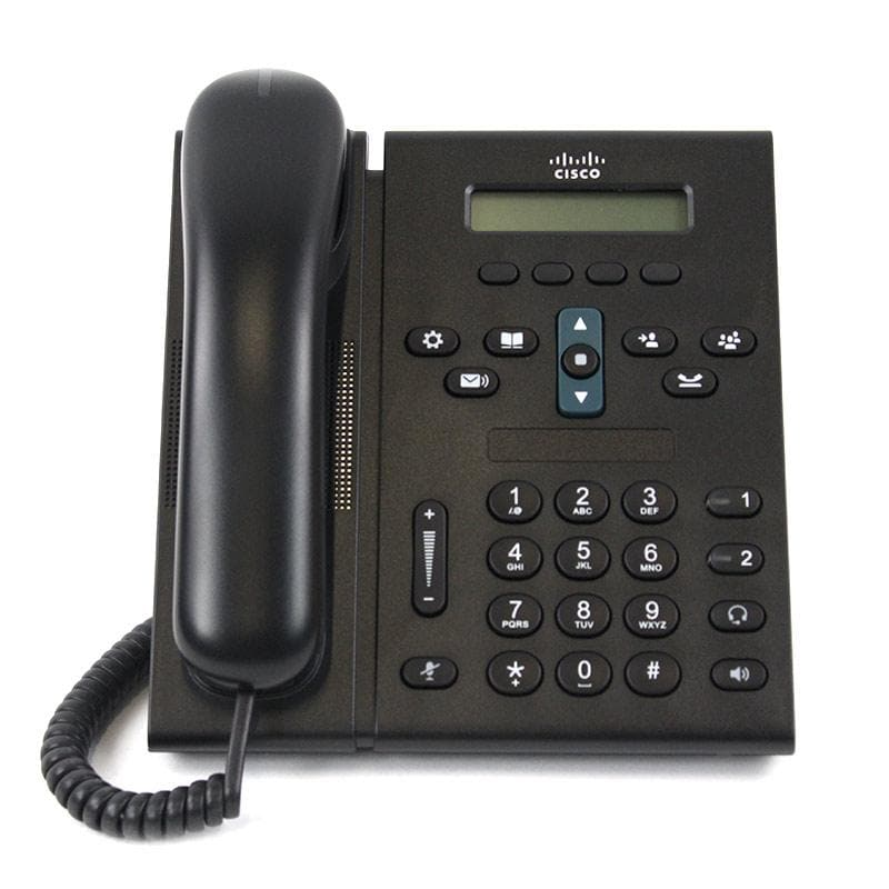 Cisco 6921 Unified IP Phone (CP-6921-CL-K9=)