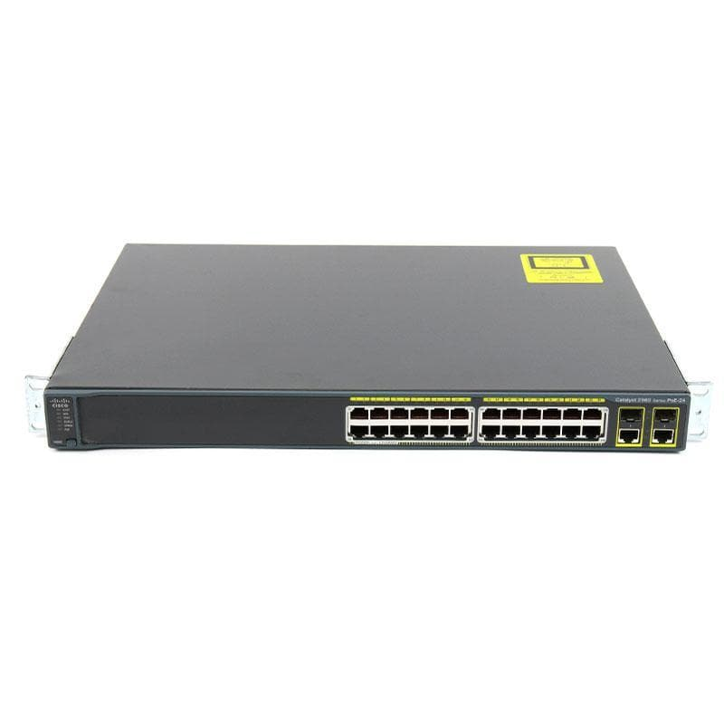 Cisco Catalyst 2960 24-Port (2960-24PC-L)
