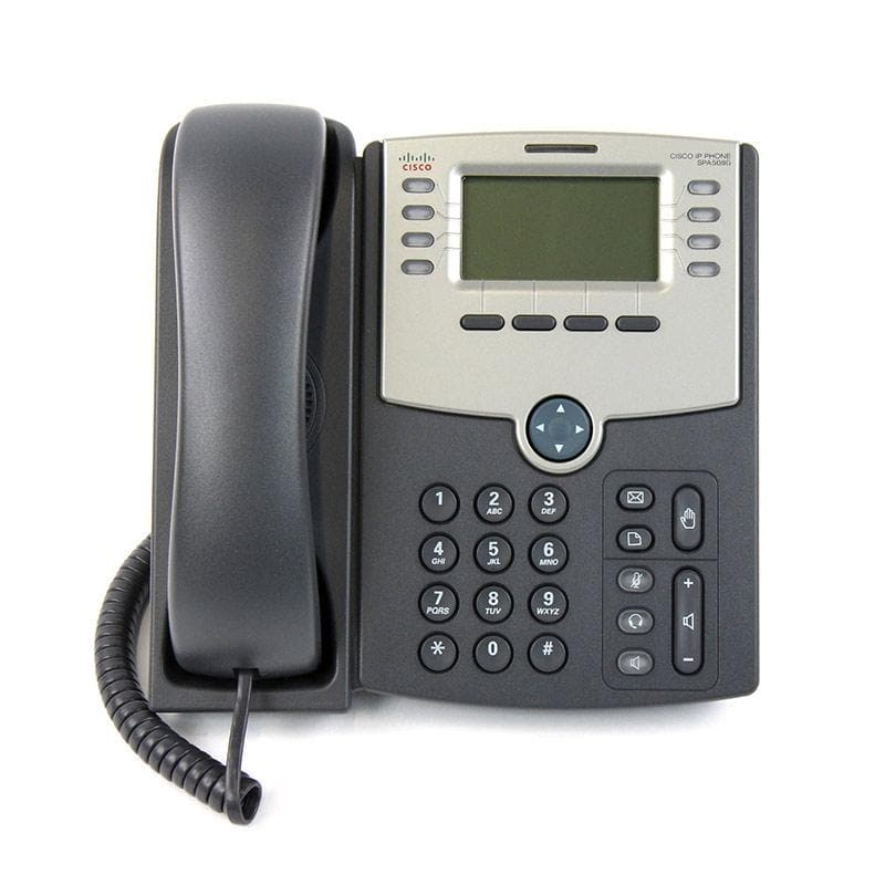 Cisco SPA508G 8-Line IP Phone (SPA508G)