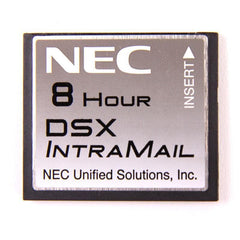 NEC DSX IntraMail 2-Port x 8-Hour Voice Mail (1091060)