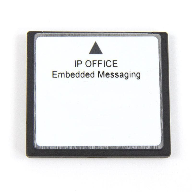 Embedded Voicemail for IP Small Office Edition (700289721)