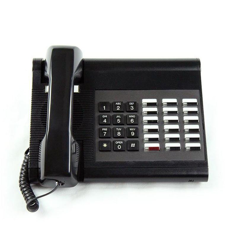 Executone Model 18 Telephone Black (84700)
