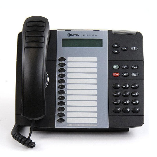Mitel 5000 HX Complete Phone System Kit #1 - Controller w/ 16 Phones