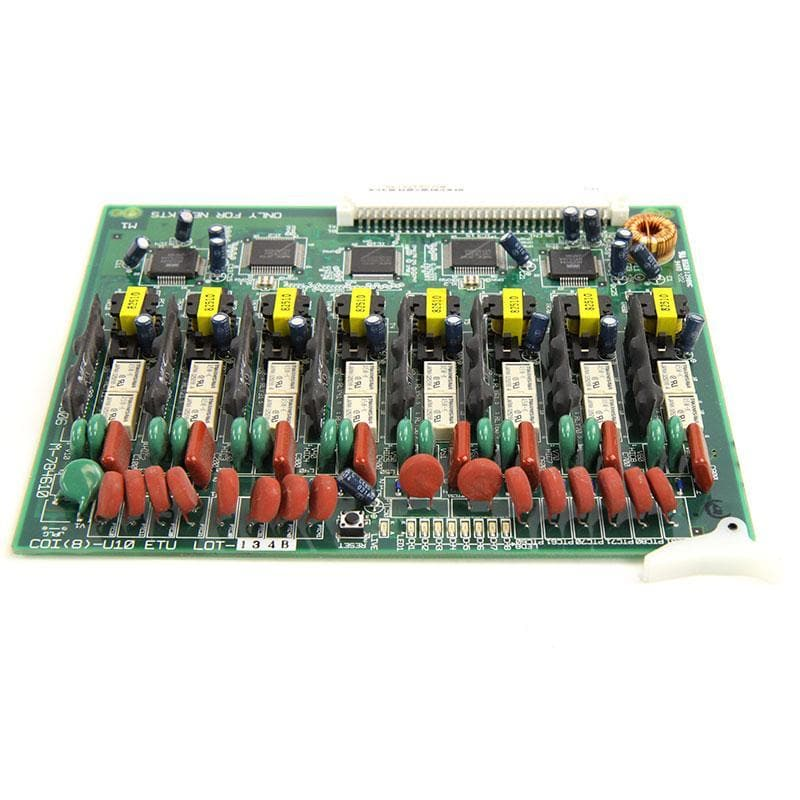 NEC Elite IPK COI(8)-U10 ETU 8-Port CO Line Card (750160)