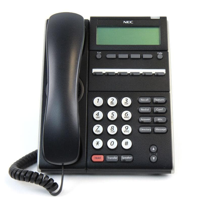 NEC Univerge DTL-6DE-1 Digital Phone (680001)