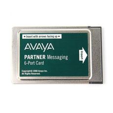 Avaya Partner Messaging 6-Port Card (700262470)