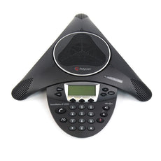 Polycom SoundStation IP 6000 SIP Conference Phone PoE (2200-15600-001)
