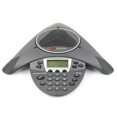 Polycom SoundStation IP 6000 SIP Conference Phone w/ AC (2200-15660-001)