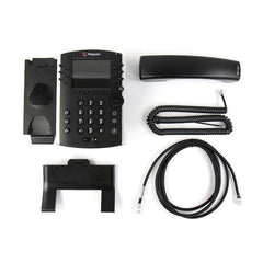 Polycom VVX 410 Gigabit IP Phone (2200-46162-025)