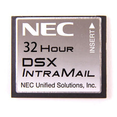 NEC DSX IntraMail Pro 8-Port x 32-Hour Voice Mail (1091053)