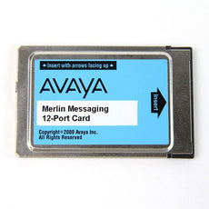 Avaya Merlin Messaging 12- Port Card - (108491394)