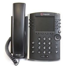 Polycom VVX 400 IP Phone (2200-46157-025)