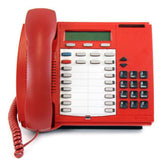 Mitel Superset 4025 Digital Phone Red (9132-025-700)