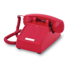Cortelco 2500 No Dial Desk Phone (250047-VBA-NDL)