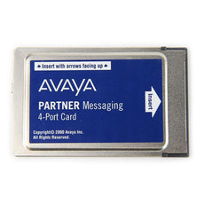 Avaya Partner Messaging 4-Port Card (700262462)