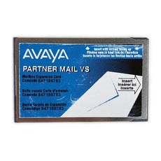 Avaya Partner Mail VS R1.0-3.0 10-Mailbox Expansion Card (107103889)