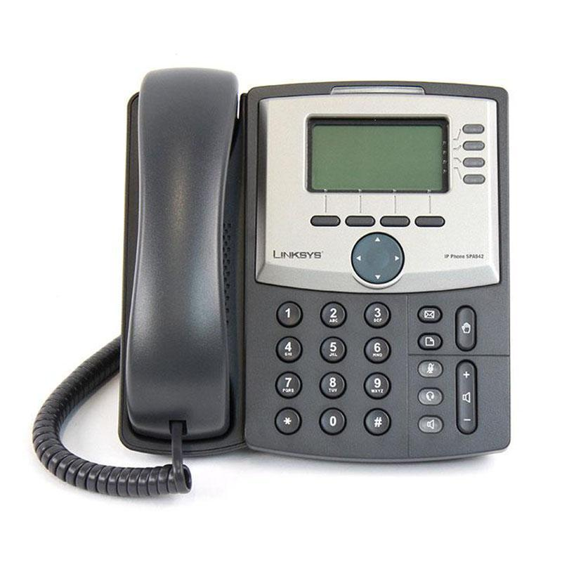 Cisco SPA942 4-Line IP Phone (SPA942)