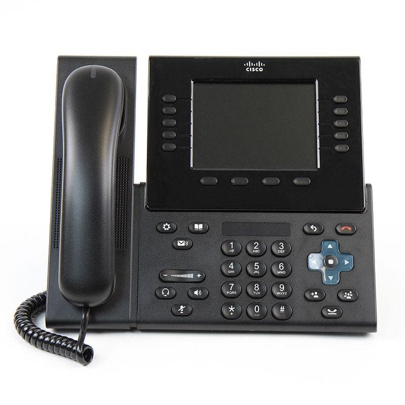 Cisco 8961 Unified IP Phone (CP-8961-C-K9)