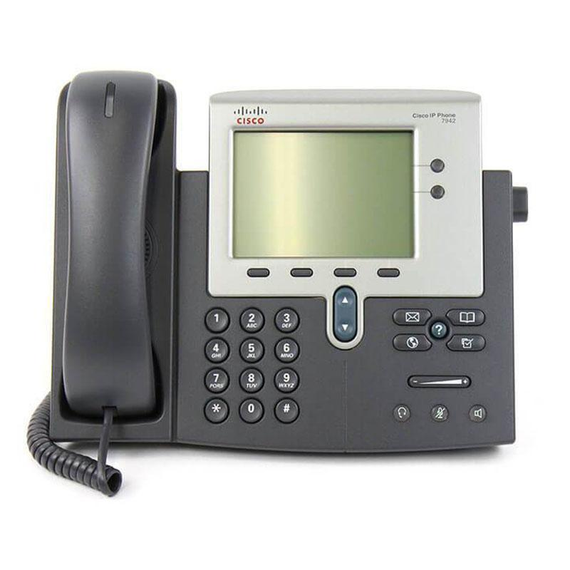 Cisco 7942G Unified IP Phone (CP-7942G)