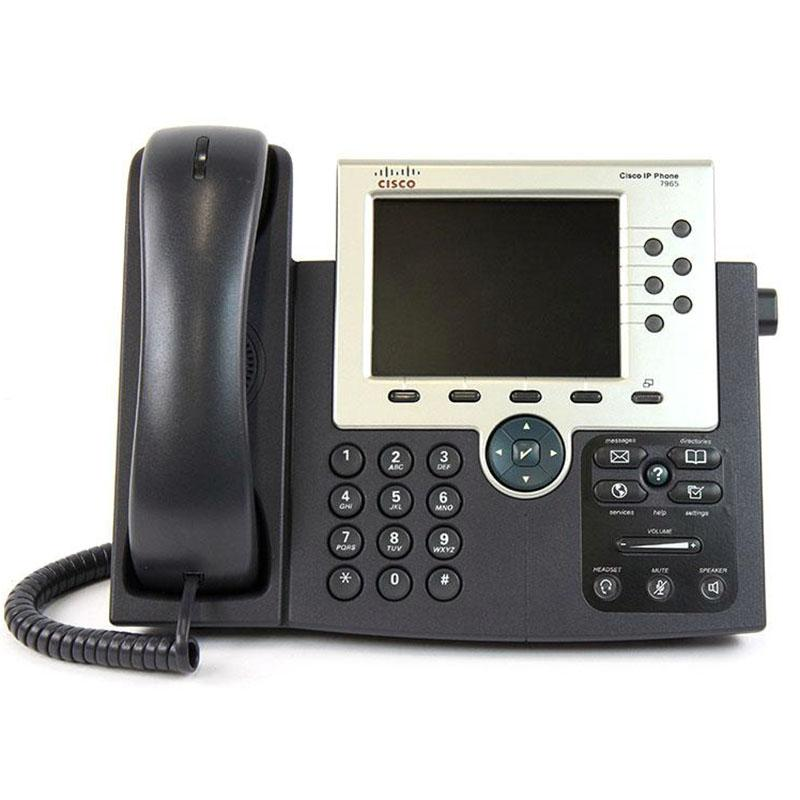 Cisco 7965G Unified IP Phone (CP-7965G)