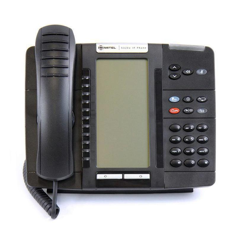 Mitel MiVoice 5320e IP Phone (50006474)