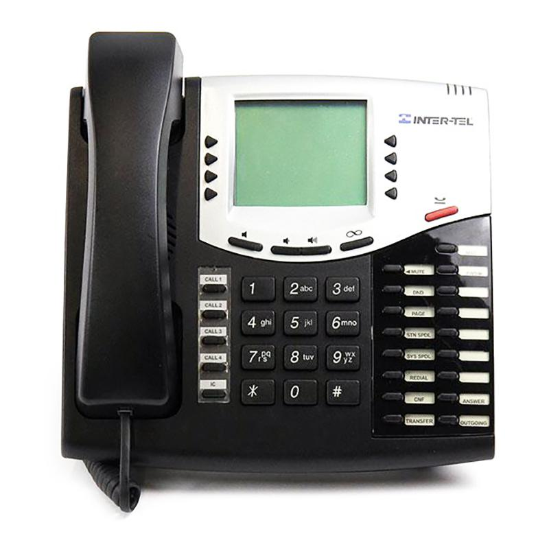 Inter-Tel Axxess 8662 IP Phone (550.8662)