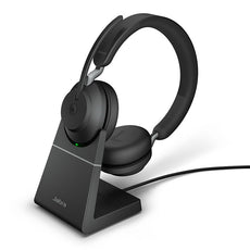 Jabra Evolve2 65 Link380a UC Stereo with Stand (26599-989-989)