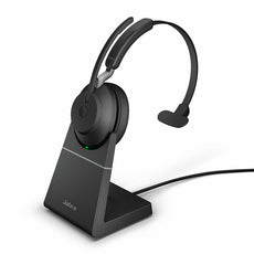 Jabra Evolve2 65 Link380a UC Mono with Stand (26599-889-989)