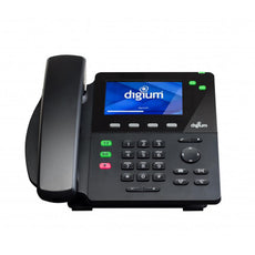 Digium D62 Gigabit IP Phone (1TELD062LF)