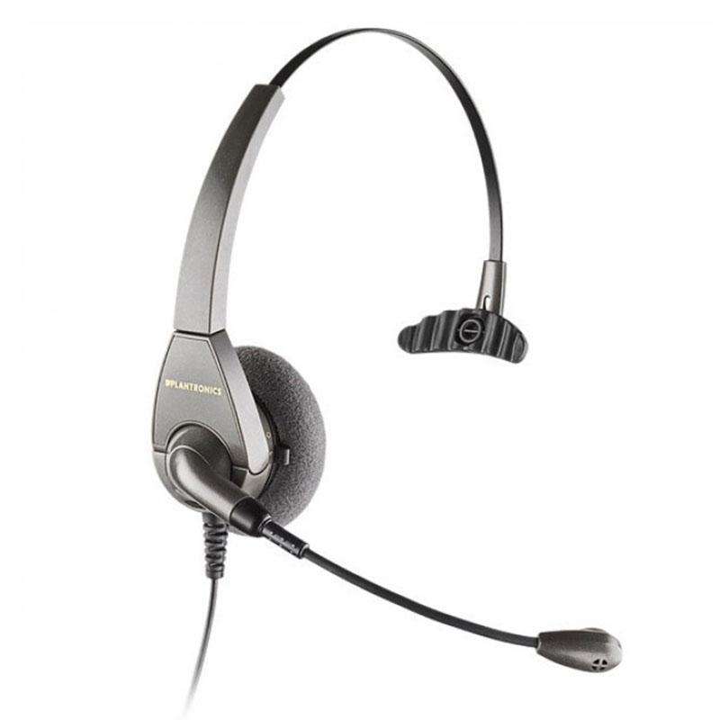 Plantronics H91N Encore Monaural VoiceTube Headset (43465-01) *DISCONTINUED*