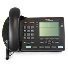 Nortel i2004 IP Phone w/ Black Bezel (NTDU92AC)