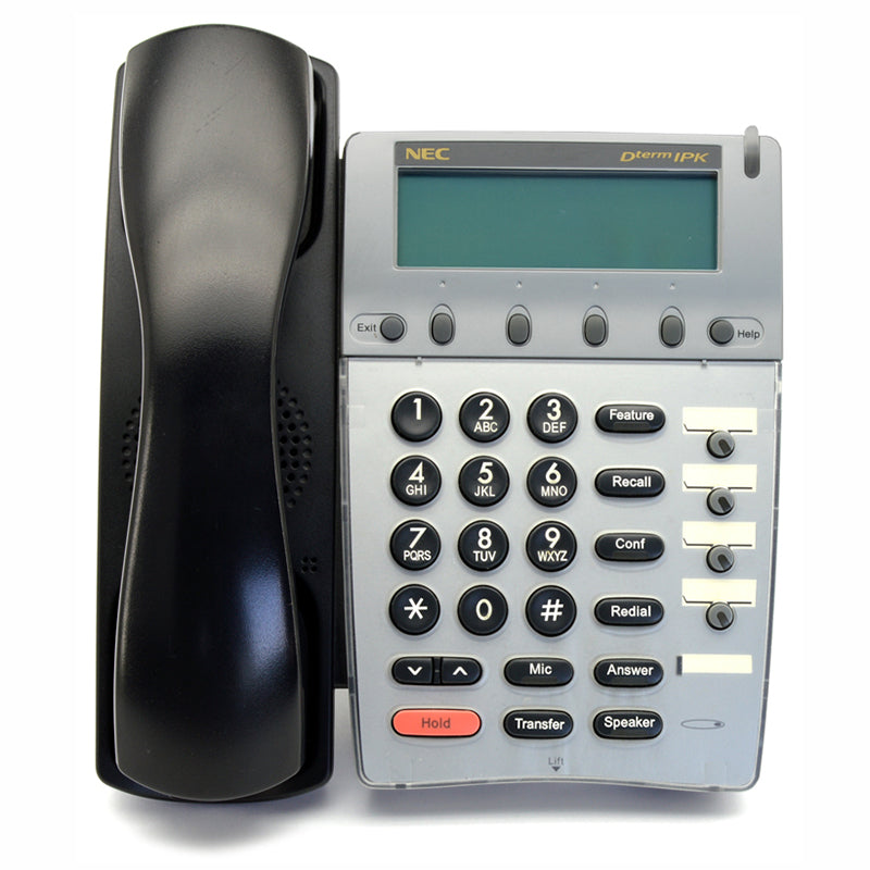 NEC Elite IPK ITH-4D-3 IP Phone (780099)