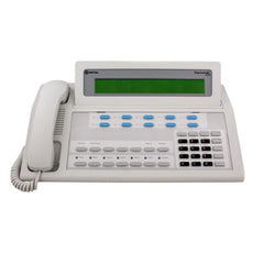 Mitel SuperConsole 1000 White/Light Gray Backlit (9189-000-XXX)