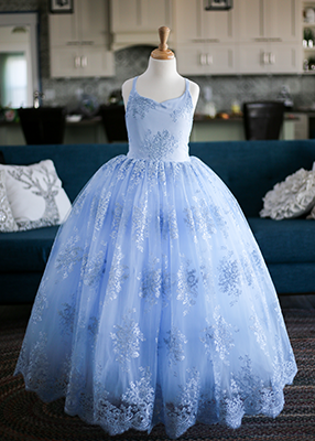 Rent The Azura Gown - Size 8: fits 6-9yrs