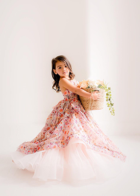 Rent The Fiona Gown - Size 5: fits 3-7yrs