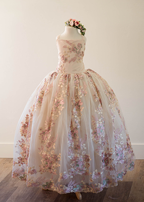 Rent The Princess Meagan Gown - Size 10: fits 8/12