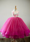 Rent The Rose Gown - Size 4: fits 3/5
