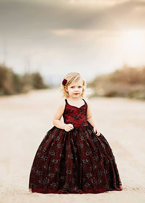 Rent The Scarlet Gown - Size 3: fits 2/4