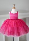 The Pink Cupcake Gown in Pink