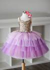 Rent The Pink Sugar Cupcake Gown: Size 18 months: fits 12m-2T