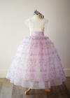 Rent The Everly Gown in Lavender - Size 6: fits 5-7