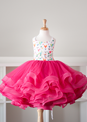 The Love Hearts Gown