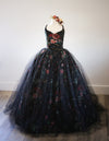 The Black Fable Gown
