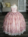 The Traveling Dress Project: The Cosette Gown Full Length: Size 7, fits sizes 5-9