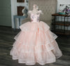 Traveling Rental Dress: The Elena Gown: Size 8, fits sizes 6-petite 10