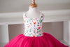 Rent The Love Hearts Gown - Short Version - Size 6: fits 4-8