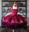 The Traveling Dress Project: The Emersyn Gown - Size 8, fits 5-10
